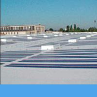 Покрив с фотоволтаични системи Iko Solar 5