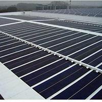 Покрив с фотоволтаични системи Iko Solar 4
