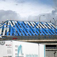 Покрив с фотоволтаични системи Iko Solar 2