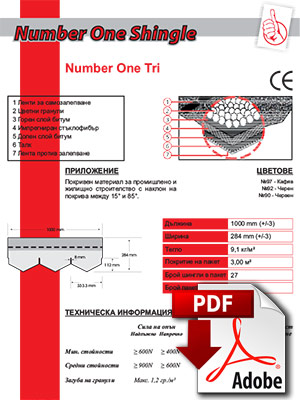 Data Sheet Number One Tri