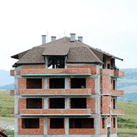 Покрив с битумни керемиди 613