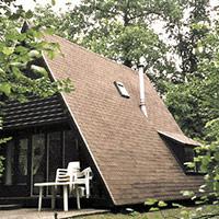 Покрив с битумни керемиди 597