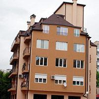 Покрив с битумни керемиди 595