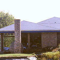 Покрив с битумни керемиди 590