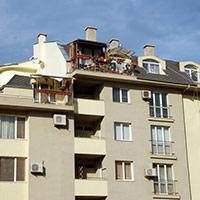 Покрив с битумни керемиди 587