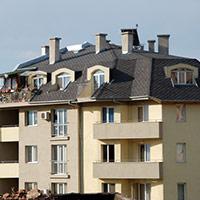 Покрив с битумни керемиди 583