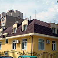 Покрив с битумни керемиди 577