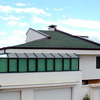 Покрив с битумни керемиди 565