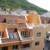 Покрив с битумни керемиди 561