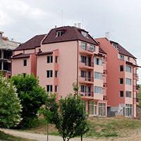 Покрив с битумни керемиди 556