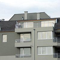 Покрив с битумни керемиди 553
