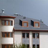 Покрив с битумни керемиди 551