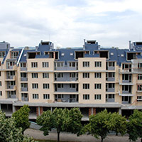 Покрив с битумни керемиди 543