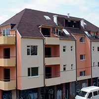 Покрив с битумни керемиди 537