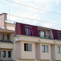 Покрив с битумни керемиди 533