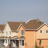 Покрив с битумни керемиди 522