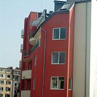 Покрив с битумни керемиди 514