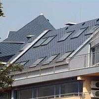 Покрив с битумни керемиди 510