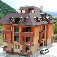 Покрив с битумни керемиди 508