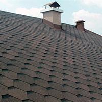 Покрив с битумни керемиди 507