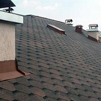 Покрив с битумни керемиди 503