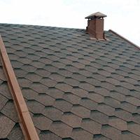 Покрив с битумни керемиди 502