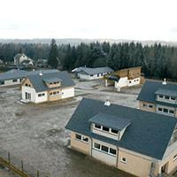Покрив с битумни керемиди 501