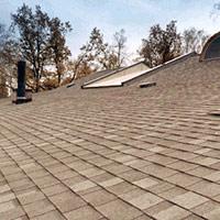 Покрив с битумни керемиди 499