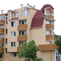 Покрив с битумни керемиди 498