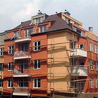 Покрив с битумни керемиди 494