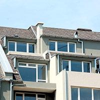 Покрив с битумни керемиди 493