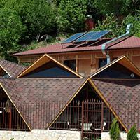 Покрив с битумни керемиди 485