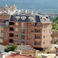 Покрив с битумни керемиди 477