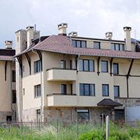 Покрив с битумни керемиди 446