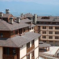 Покрив с битумни керемиди 438