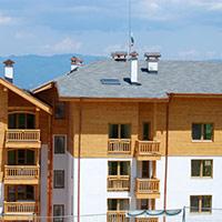 Покрив с битумни керемиди 437