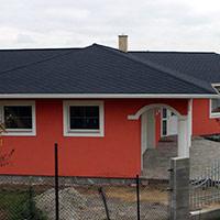 Покрив с битумни керемиди 435