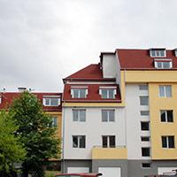Покрив с битумни керемиди 427