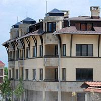 Покрив с битумни керемиди 415