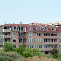Покрив с битумни керемиди 407