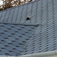 Покрив с битумни керемиди 393