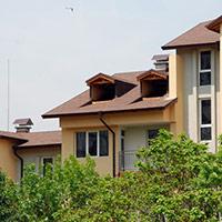 Покрив с битумни керемиди 384