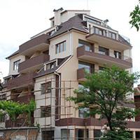 Покрив с битумни керемиди 377