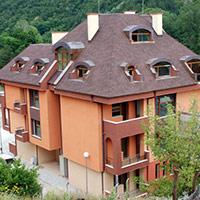 Покрив с битумни керемиди 363