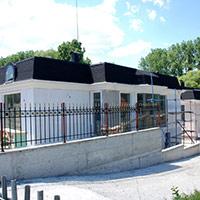 Покрив с битумни керемиди 356