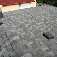 Покрив с битумни керемиди 349