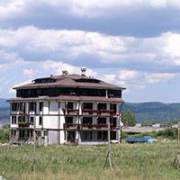 Покрив с битумни керемиди 339