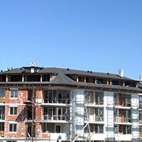 Покрив с битумни керемиди 337