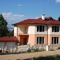 Покрив с битумни керемиди 333