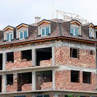 Покрив с битумни керемиди 330